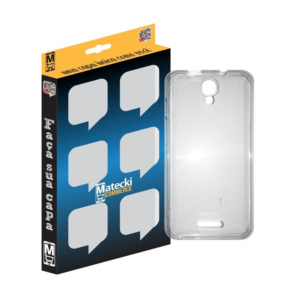 Capa TPU Transparente Alcatel Pixi 4 5.0 5010E Colors