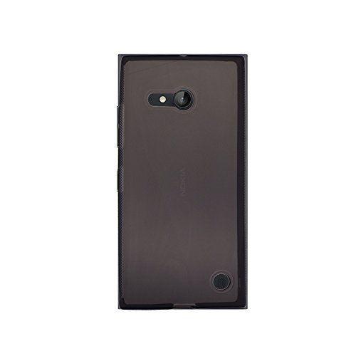 Capa TPU Grafite Nokia Lumia 730 N730