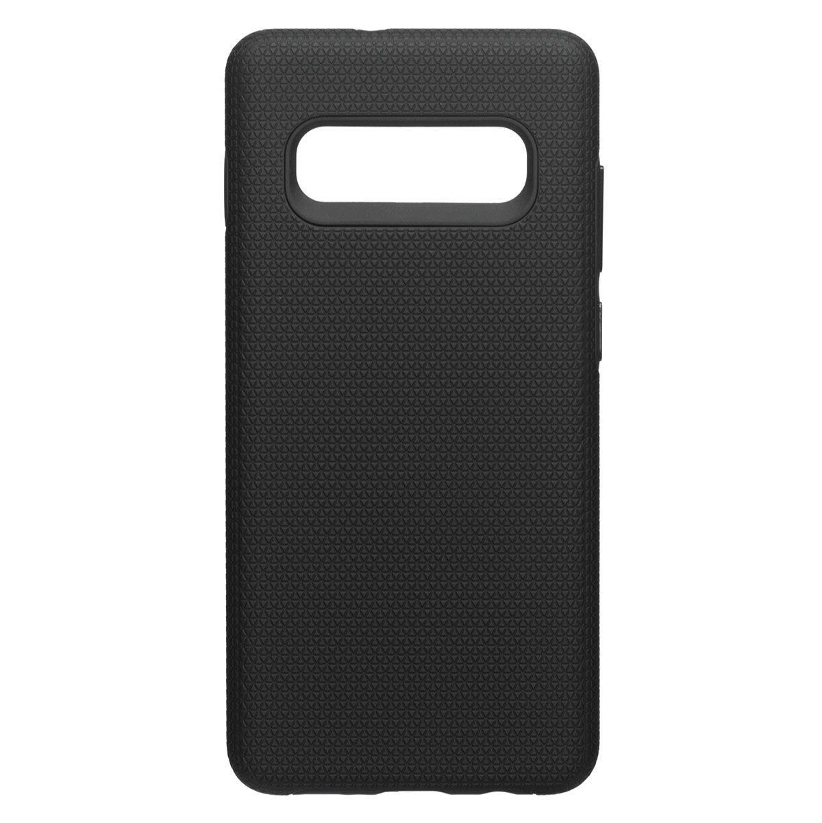 Capa Ikase Dual Armour Samsung Galaxy S10+ - Preta
