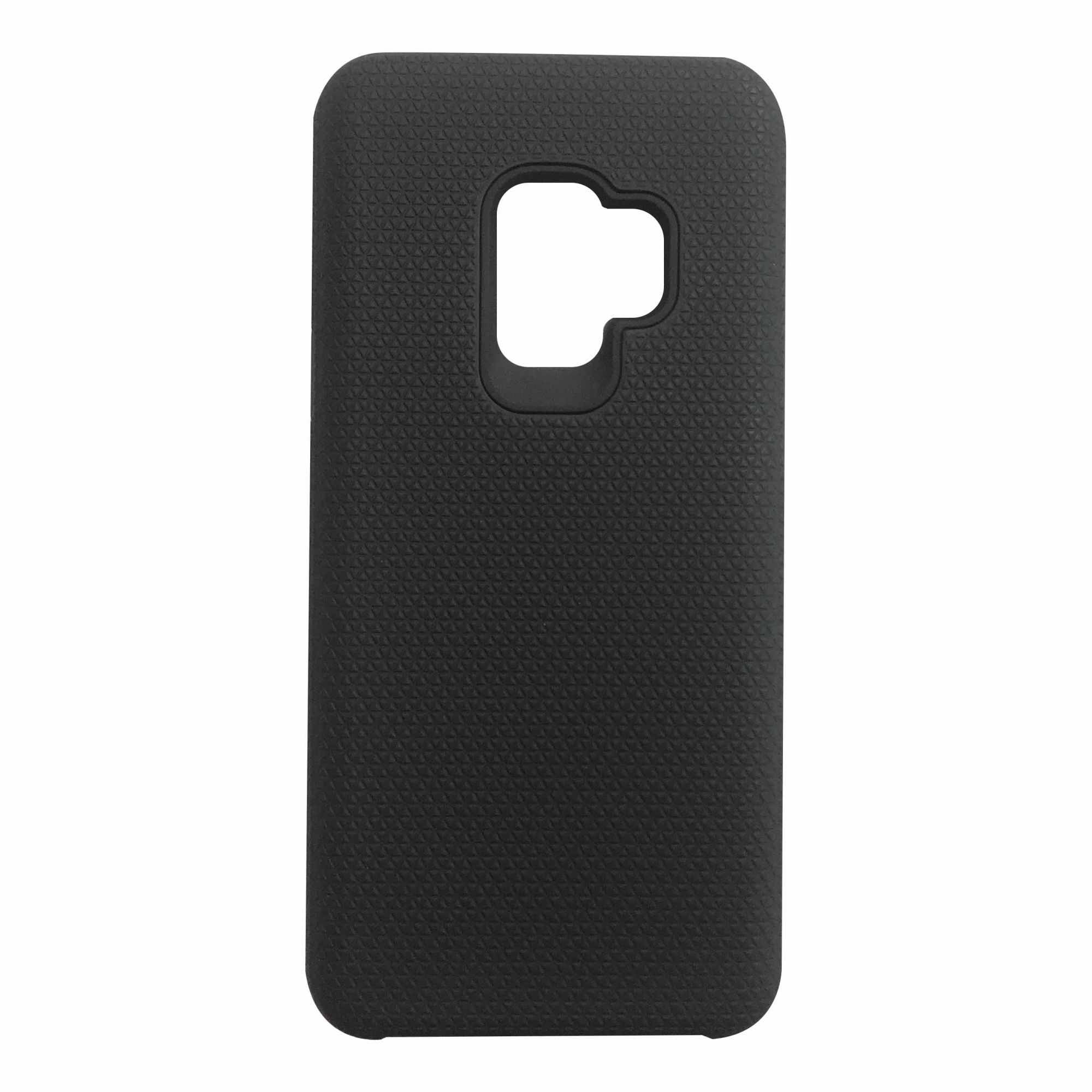 Capa Ikase Dual Armour Samsung Galaxy S9+ - Preta