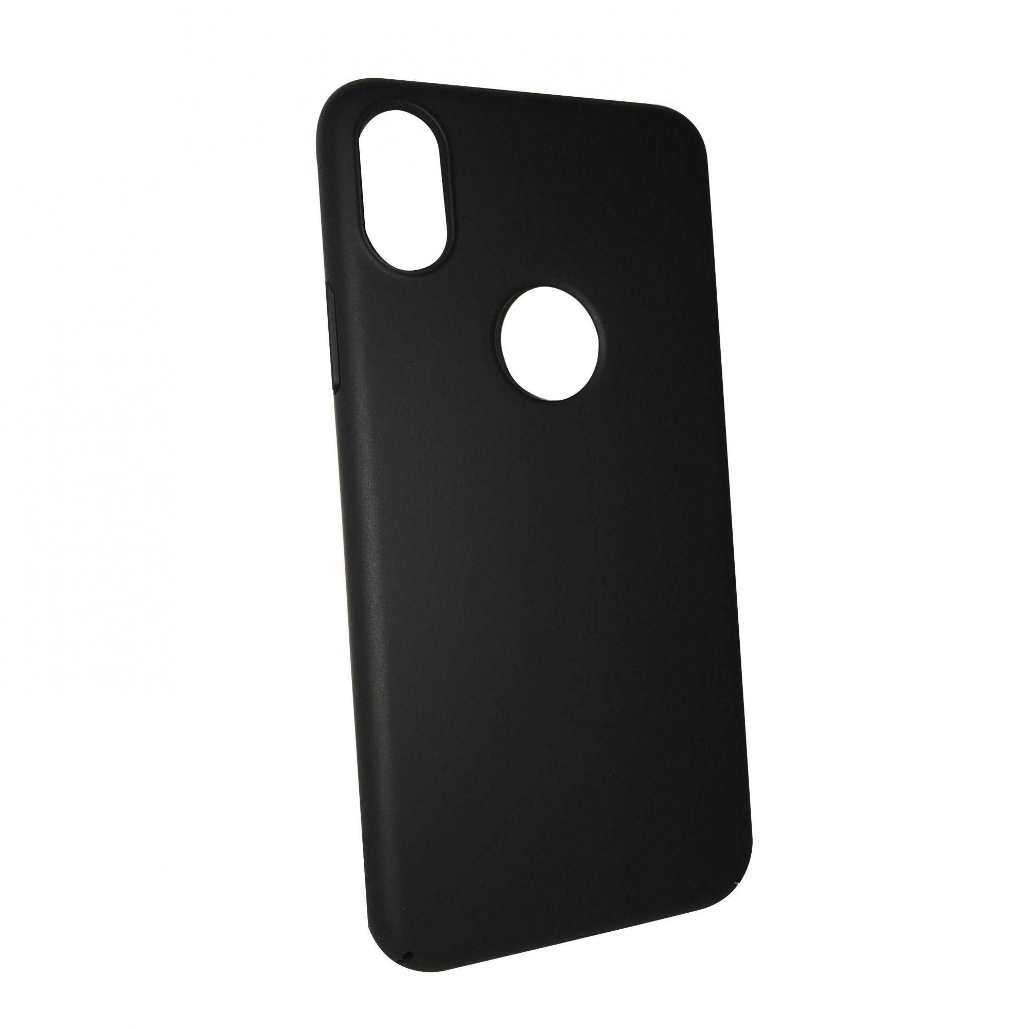 Capa Ikase Fit Case Apple iPhone XS Max - Preta