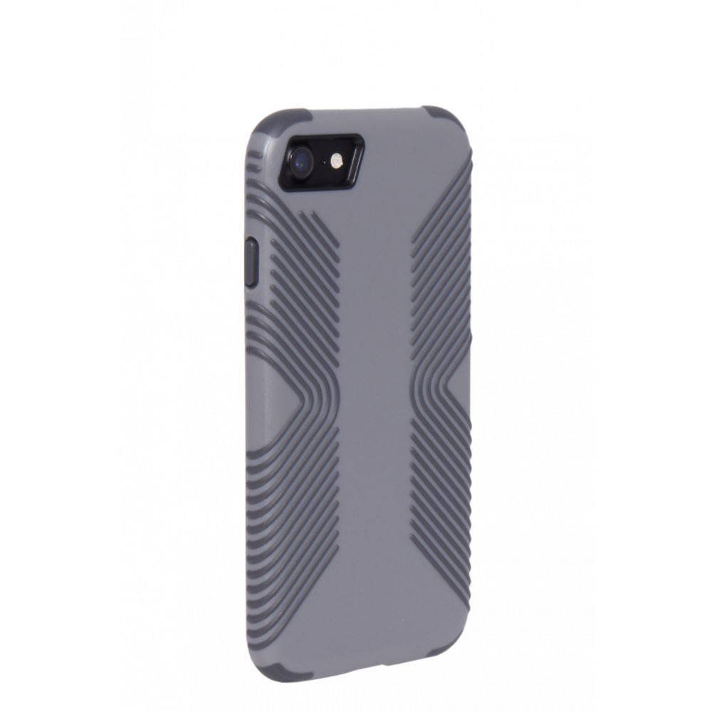 Capa Ikase Grip Armour Gray Apple iPhone 7 - Homologação Militar