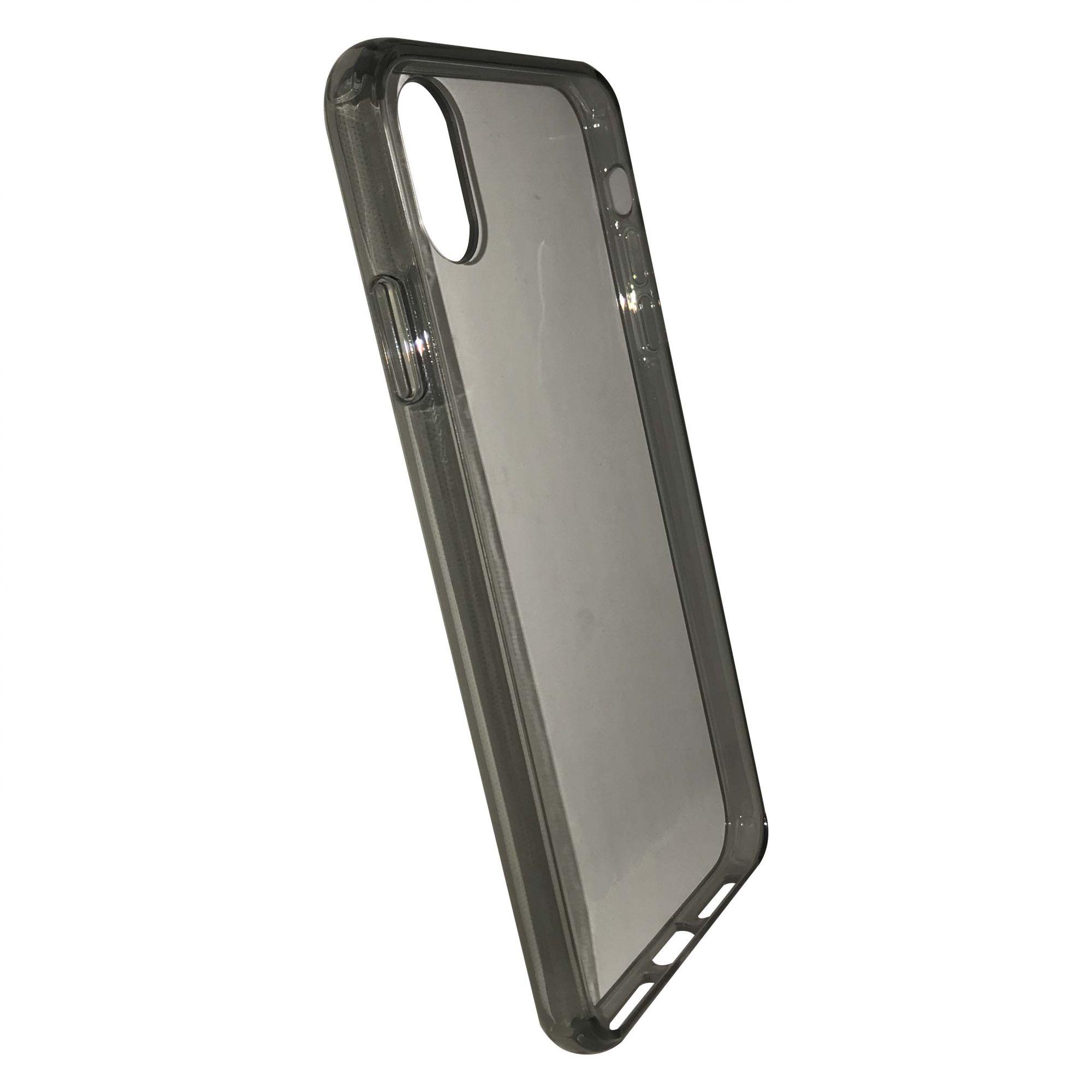 Capa iKase Krystal iPhone XR - Fumê
