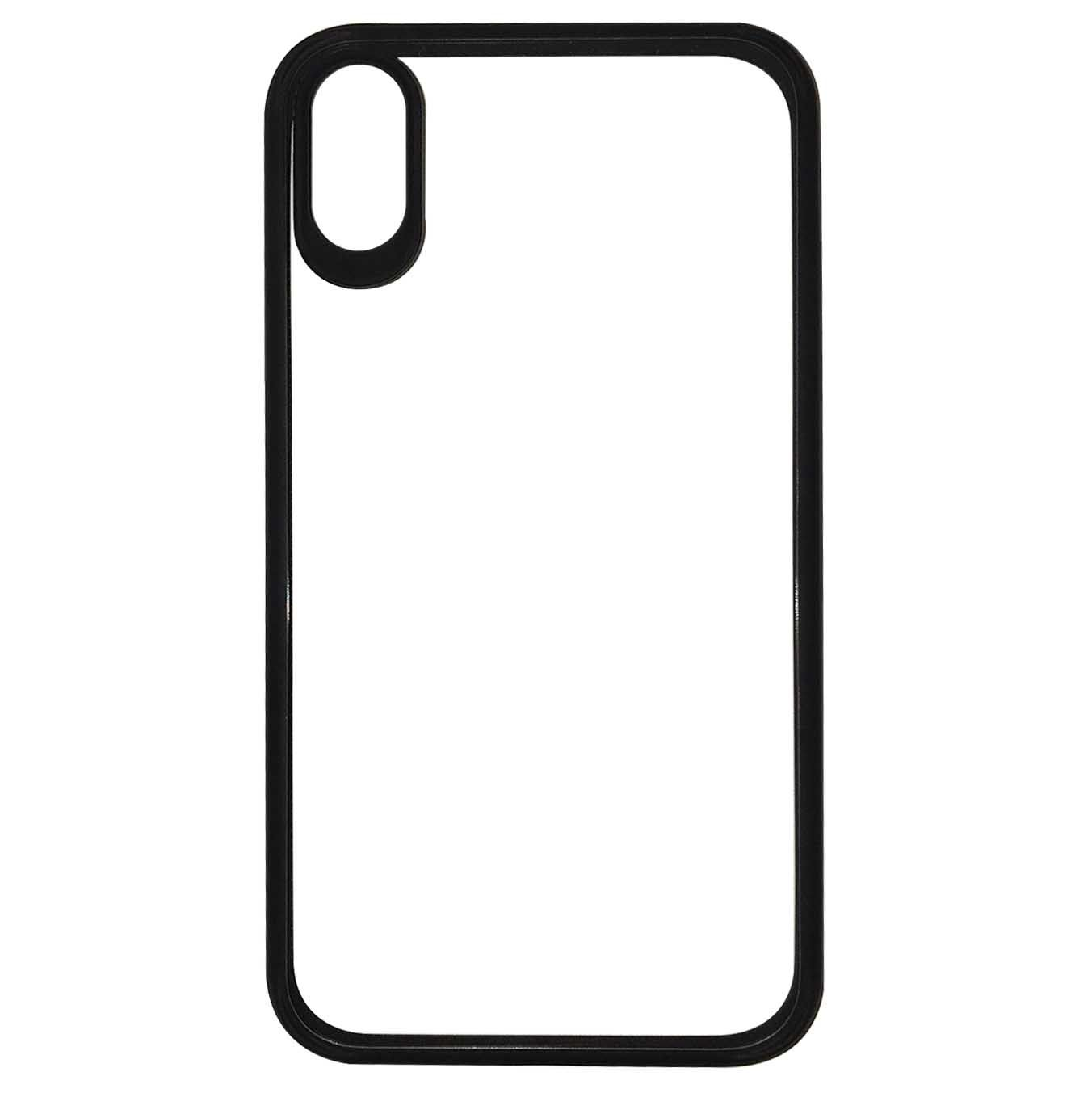 Capa Ikase Thin Clear Case Apple iPhone X/XS
