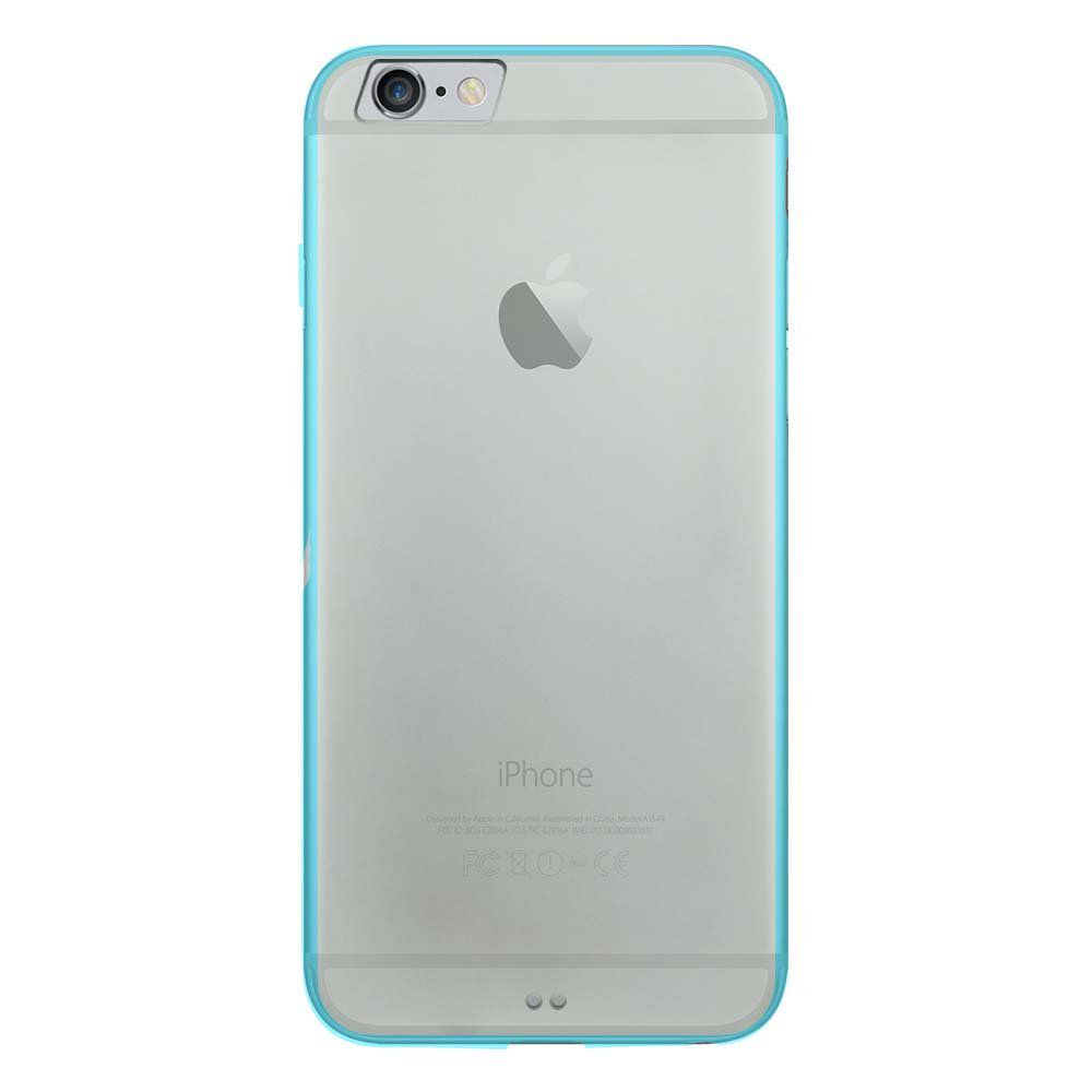 Capa Intelimix Bump Pro Apple iPhone 6 6S - Azul