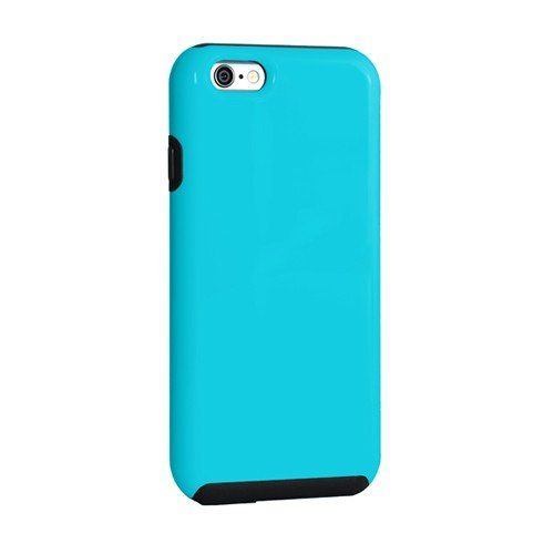 Capa Intelimix Impacto Duo Apple iPhone 6 - Turquesa