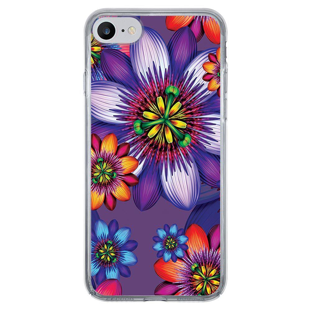 Capa Intelimix Nuance Apple iPhone 7 Florais - FL10