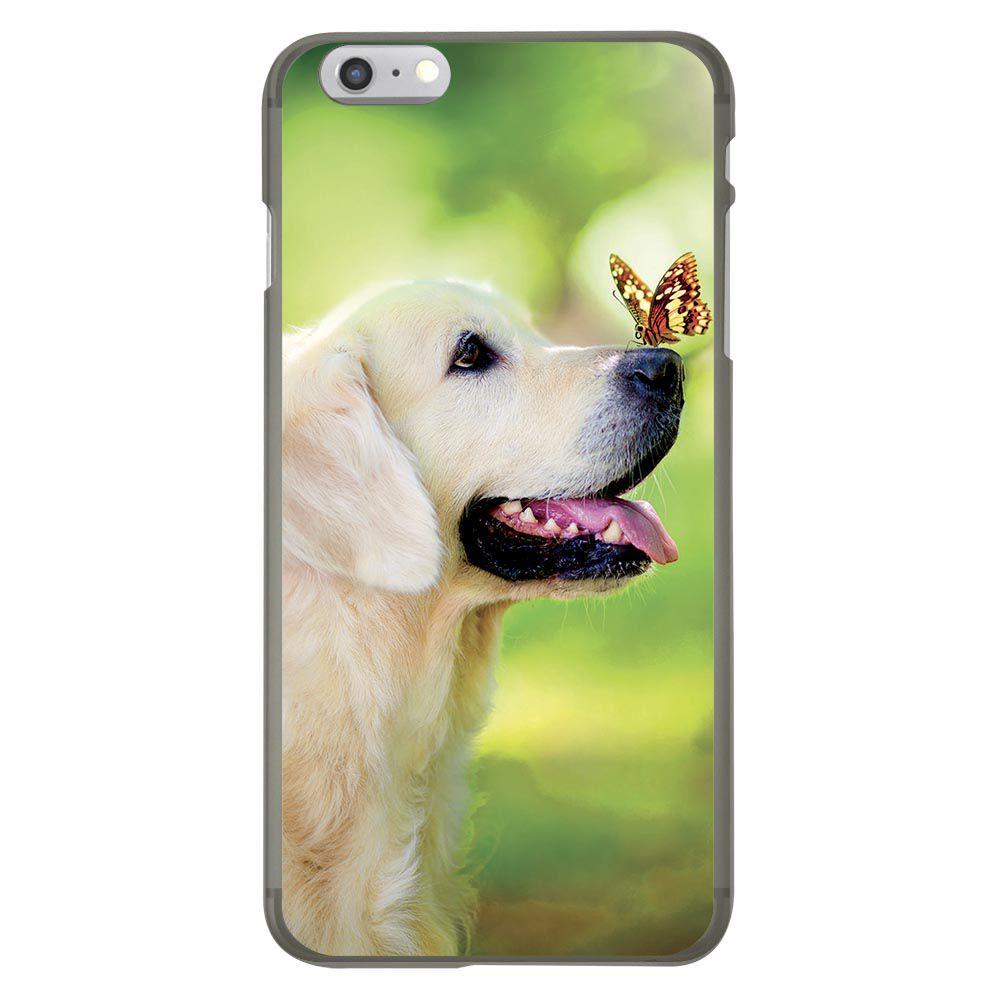 Capa Intelimix Nuance Fume Apple iPhone 6 Plus Pets - PE33