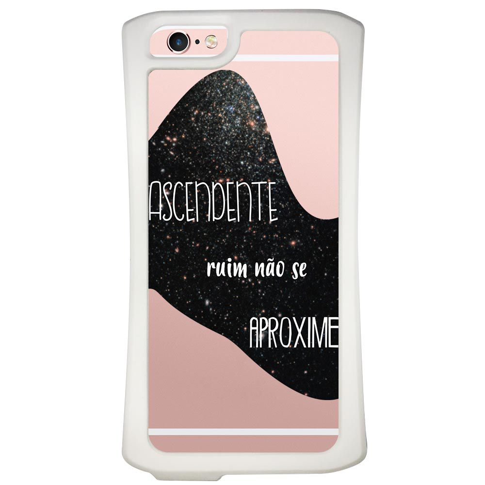 Capa Intelimix Velozz Branca Apple iPhone 6 6S Signos - SN38
