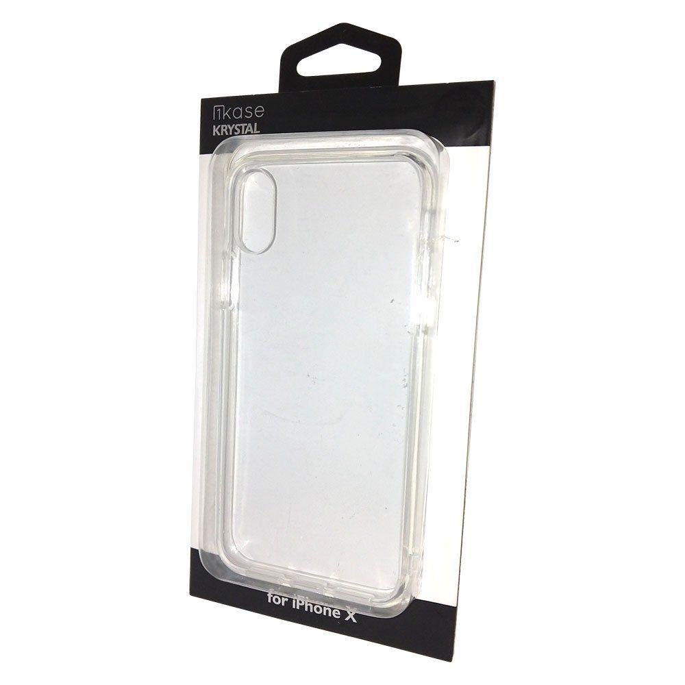 Capa Krystal Original Ikase Apple iPhone X