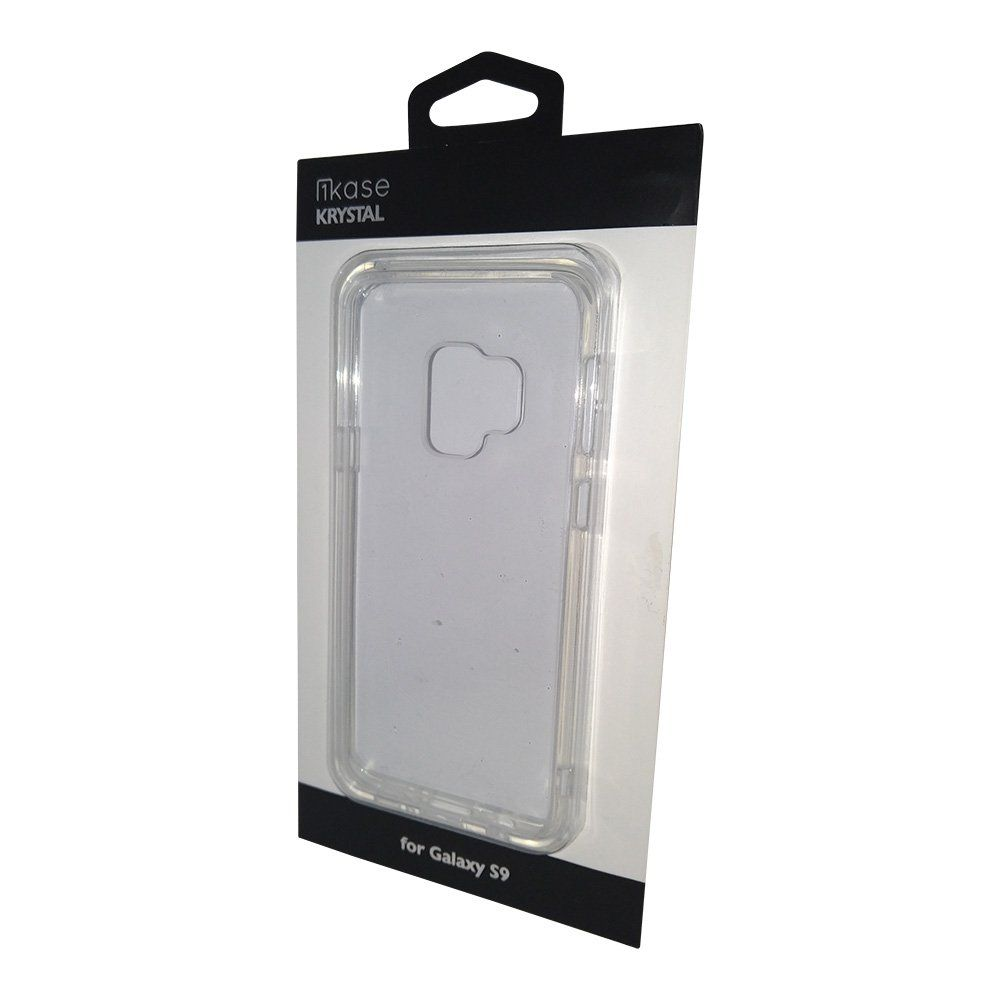 Capa Krystal Original Ikase Samsung Galaxy S9 G960
