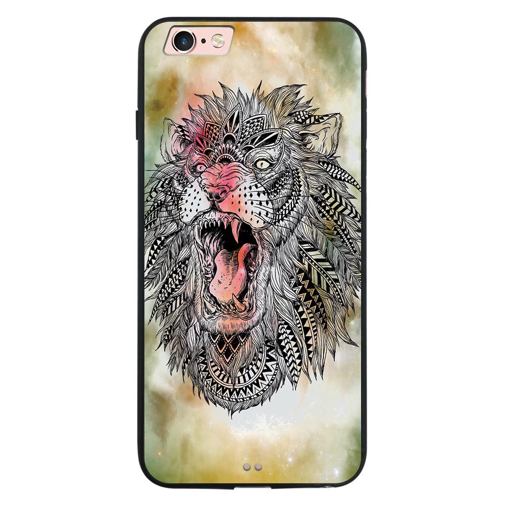 Capa My Capa Preta Apple iPhone 6 6s Pets - PE76
