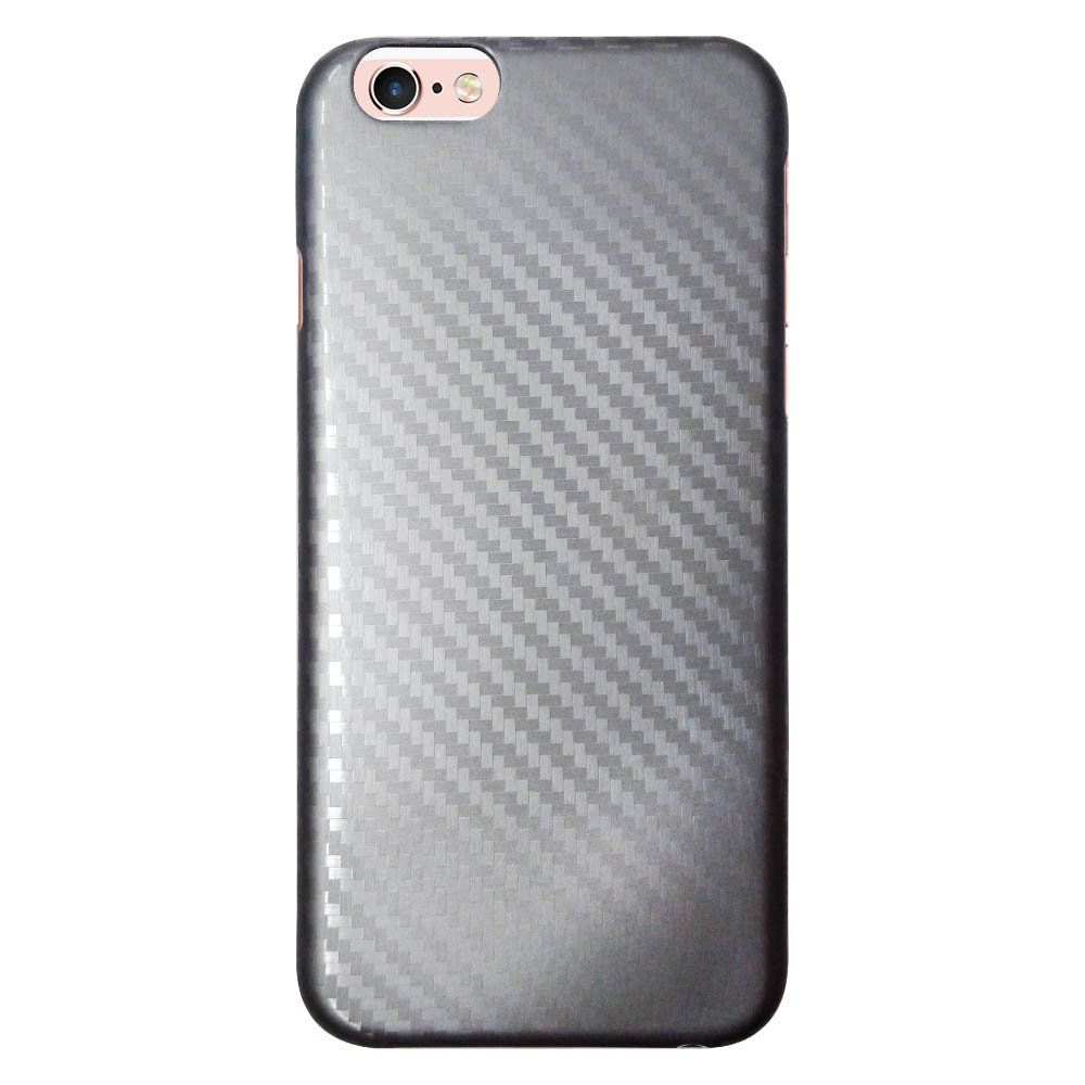 Capa Intelimix Nuance Apple iPhone 6 6S Carbono - Cinza