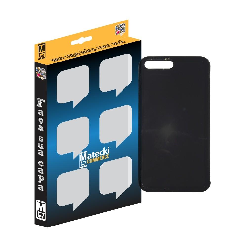 Capa TPU Grafite Apple iPhone 8 Plus