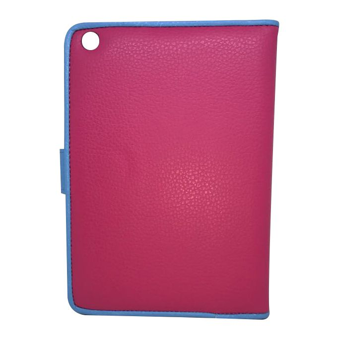 Capa Intelimix Leveza Apple iPad Mini - Rosa com Azul