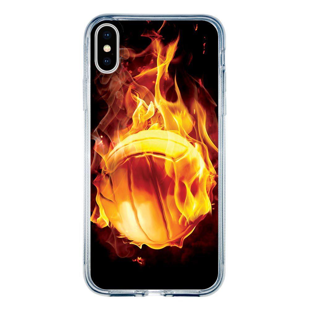 Capa Personalizada para Apple iPhone XS Esportes - EP05