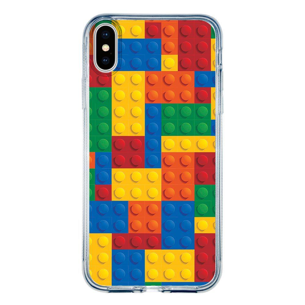 Capa Personalizada para Apple iPhone XS Max Lego - TX08
