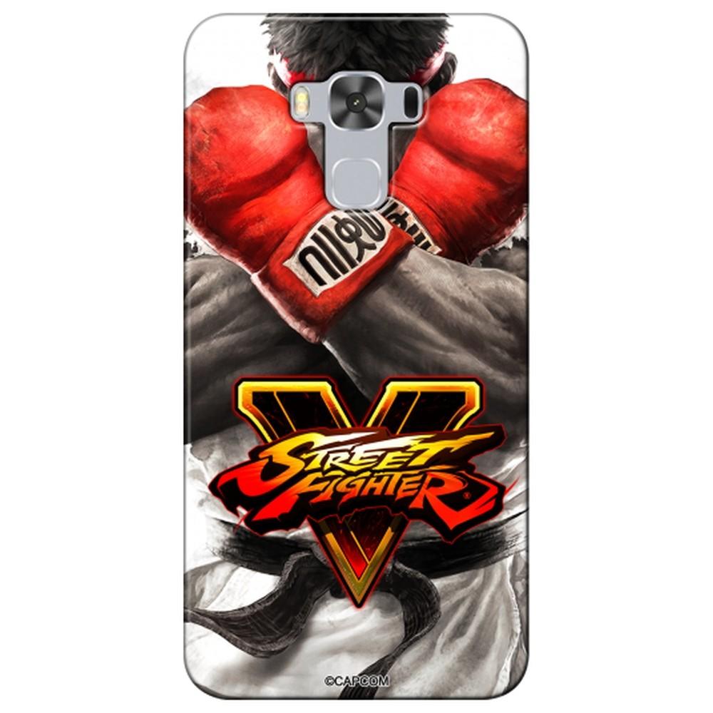 Capa Personalizada para Asus Zenfone 3 Max 5.5 ZC553KL - Street Fighter Ryu - SF05
