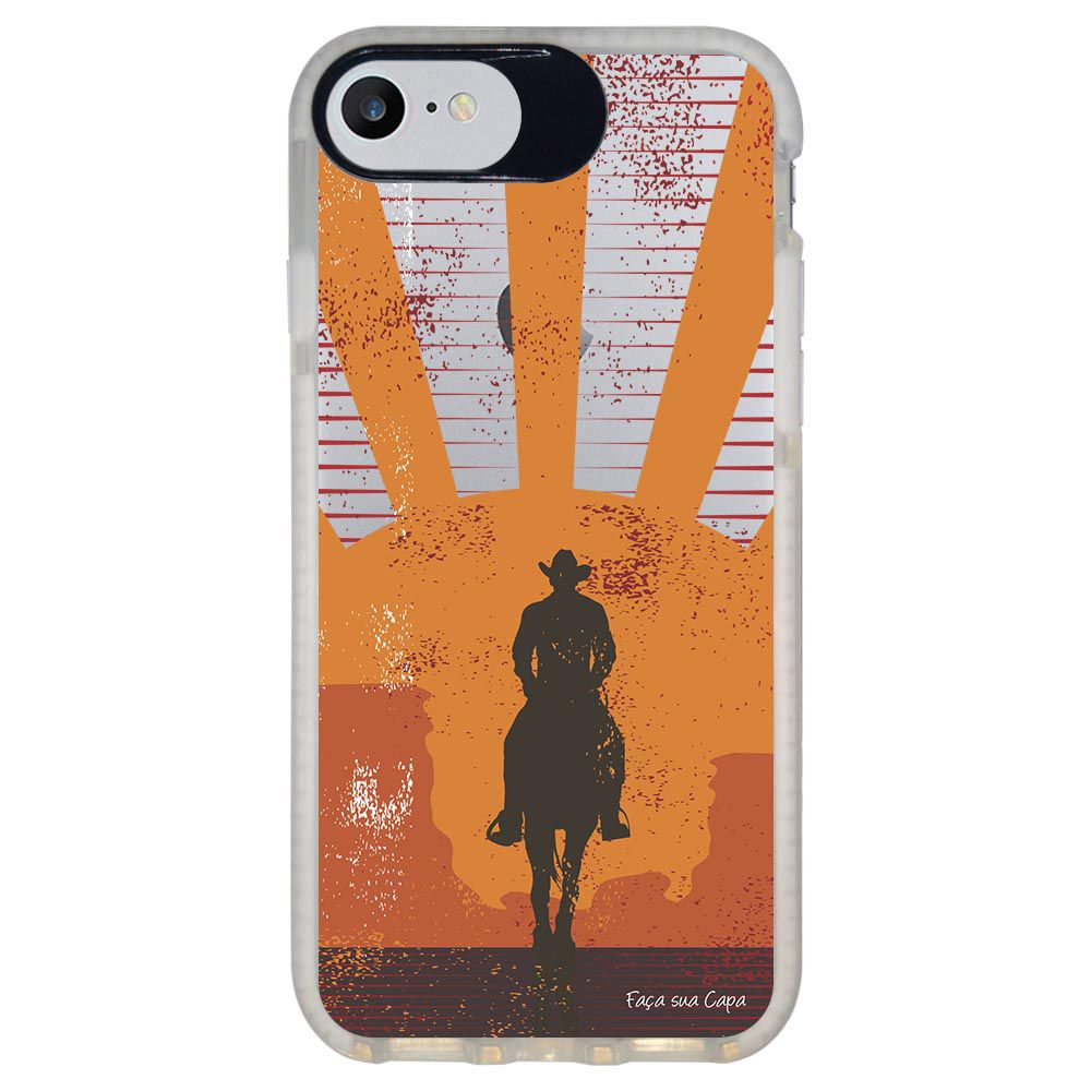 Capa Personalizada Intelimix Intelishock Branca Apple iPhone 7 - Comboy - TP23