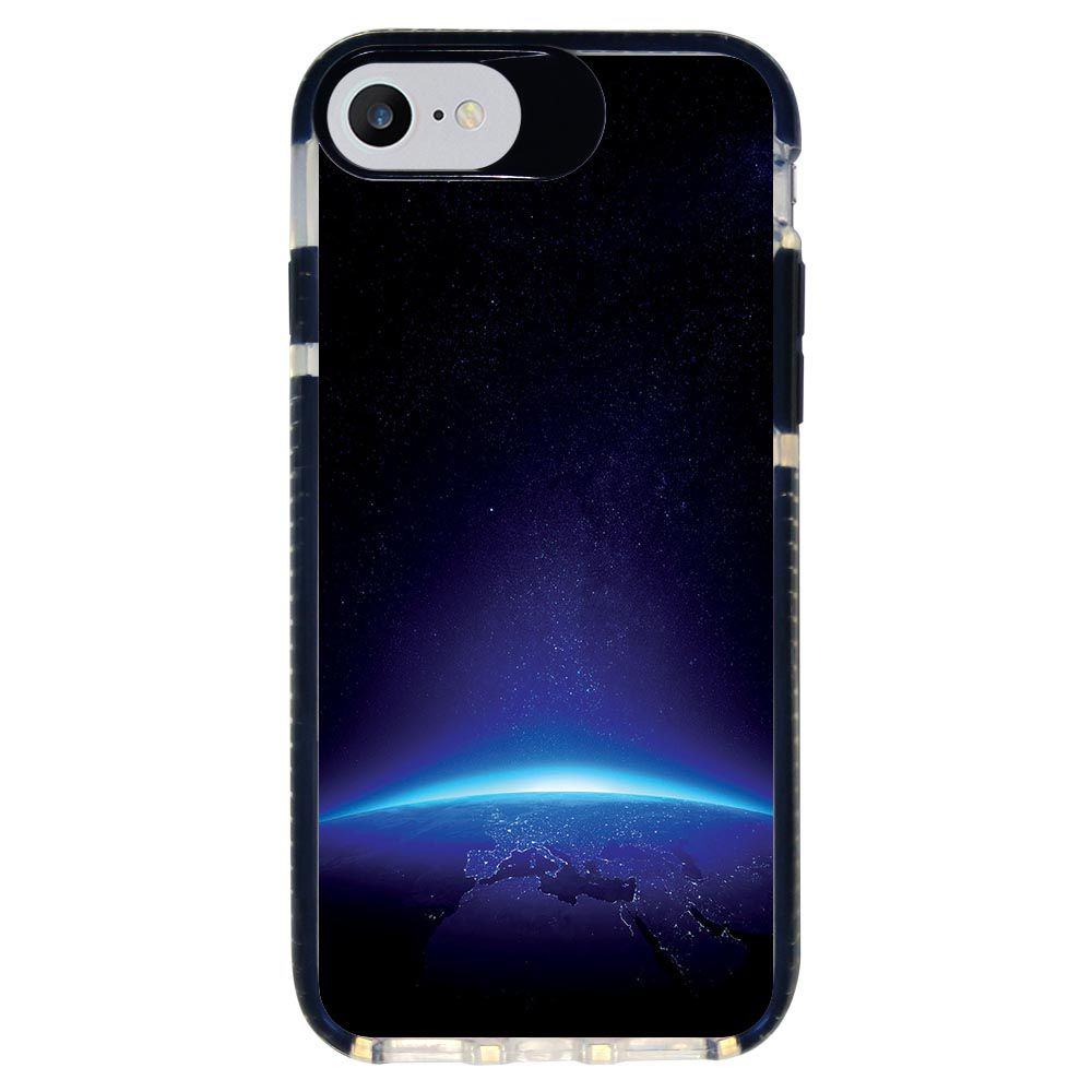 Capa Personalizada Intelimix Intelishock Preta Apple iPhone 7 - Hightech - HG01