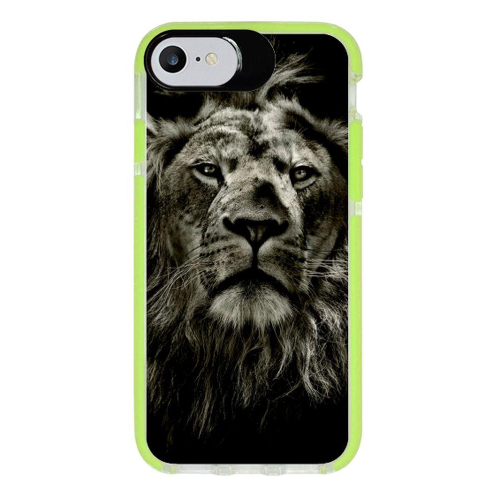 Capa Personalizada Intelimix Intelishock Verde Apple iPhone 7 - Pets - PE08