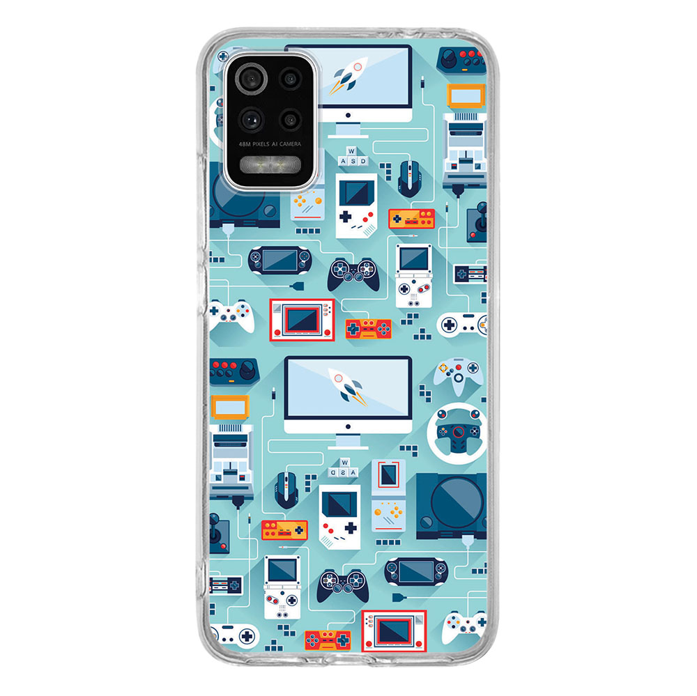 Capa Personalizada LG K62+ K525 - Games - VT13