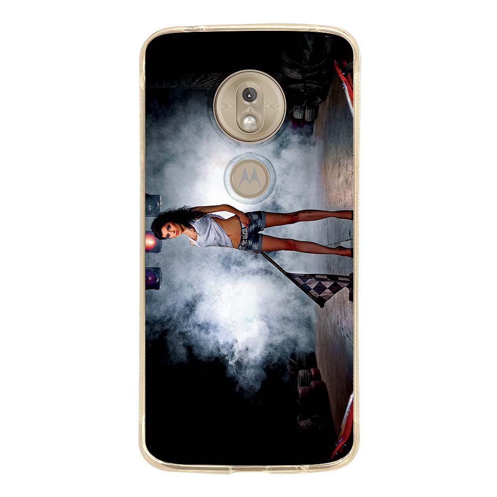 Capa Personalizada Motorola Moto G7 Play XT1952 Corrida - VL07
