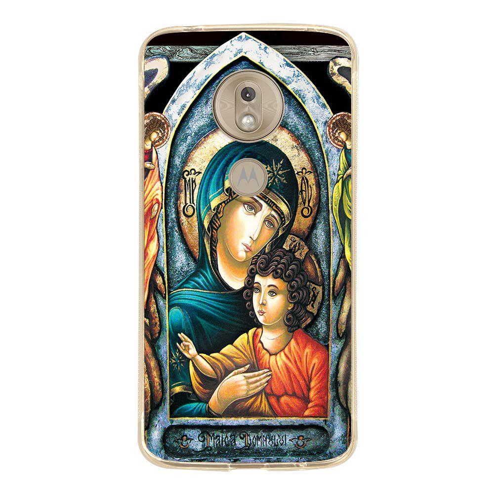 Capa Personalizada Motorola Moto G7 Play XT1952 Religião - RE15