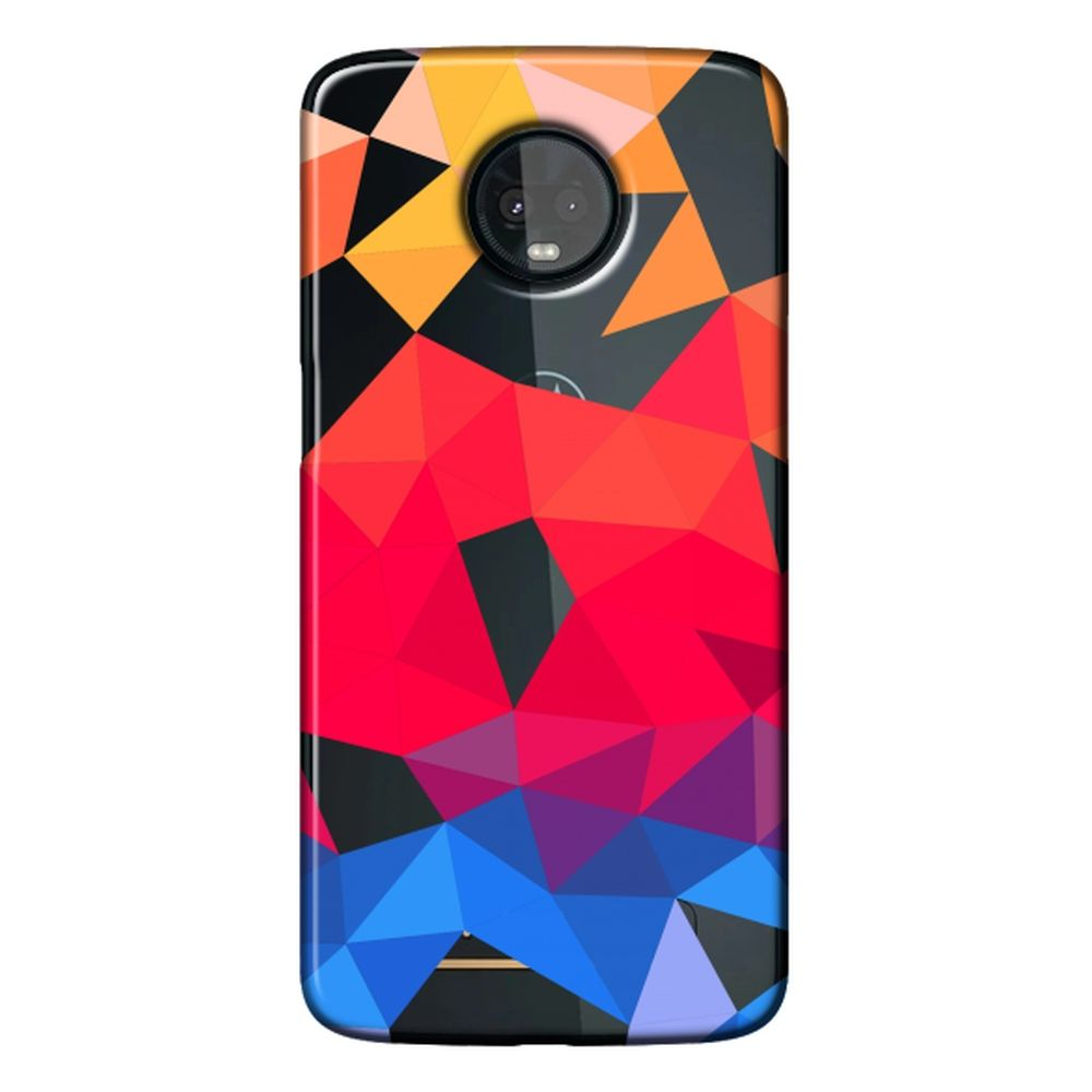 Capa Personalizada para Motorola Moto Z3 Play - Abstrato - TP375