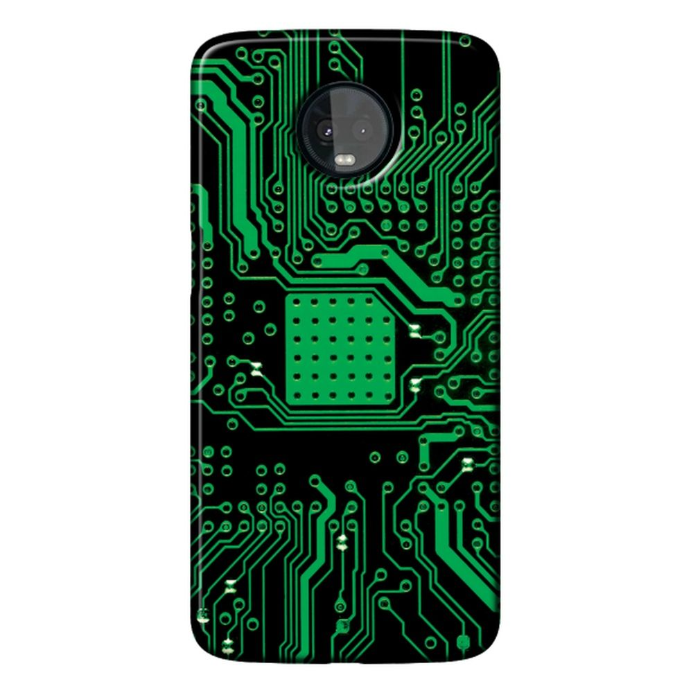 Capa Personalizada para Motorola Moto Z3 Play - Hightech - HG08
