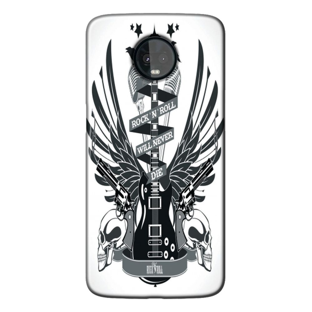 Capa Personalizada para Motorola Moto Z3 Play - Música - MU29