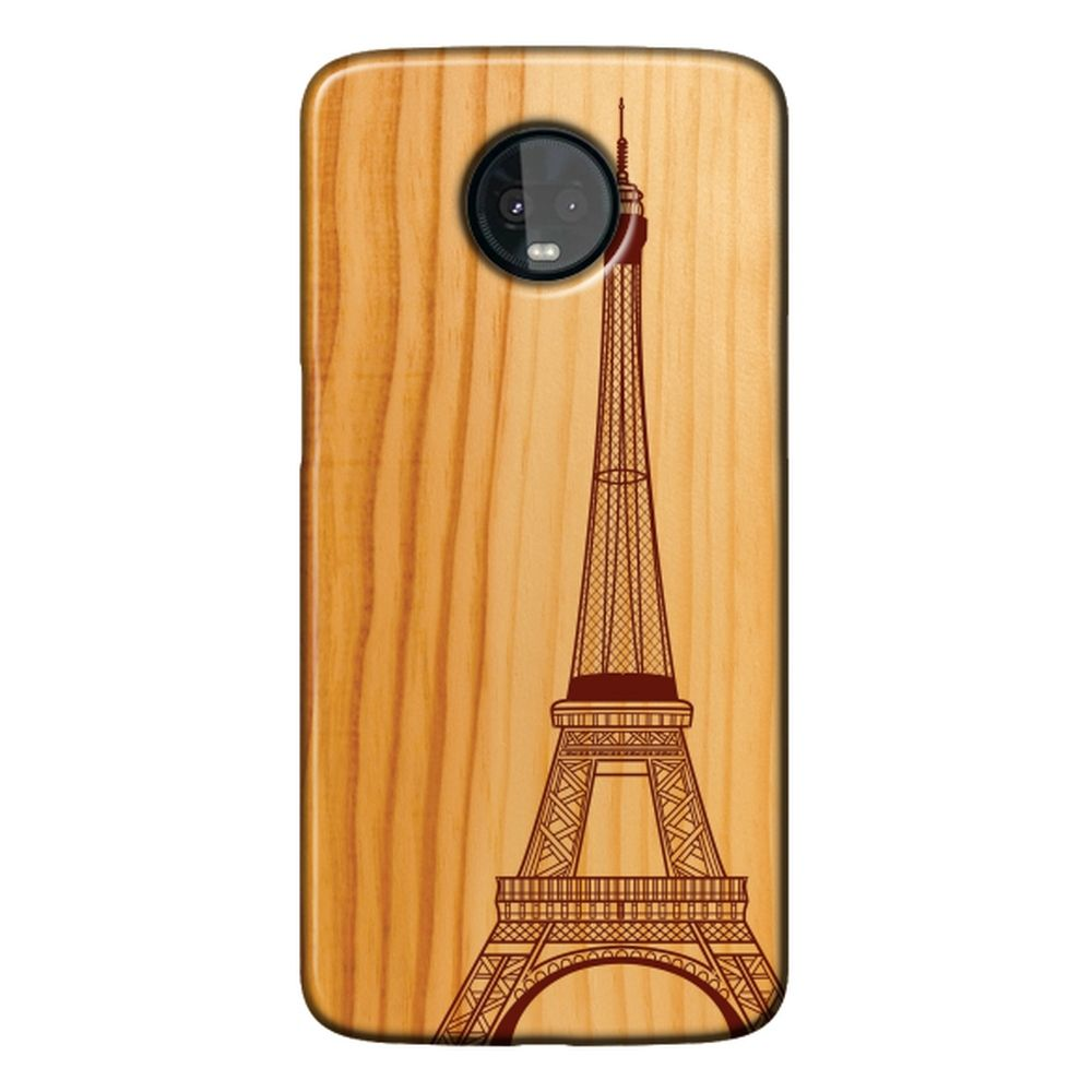 Capa Personalizada para Motorola Moto Z3 Play - Paris - CD34