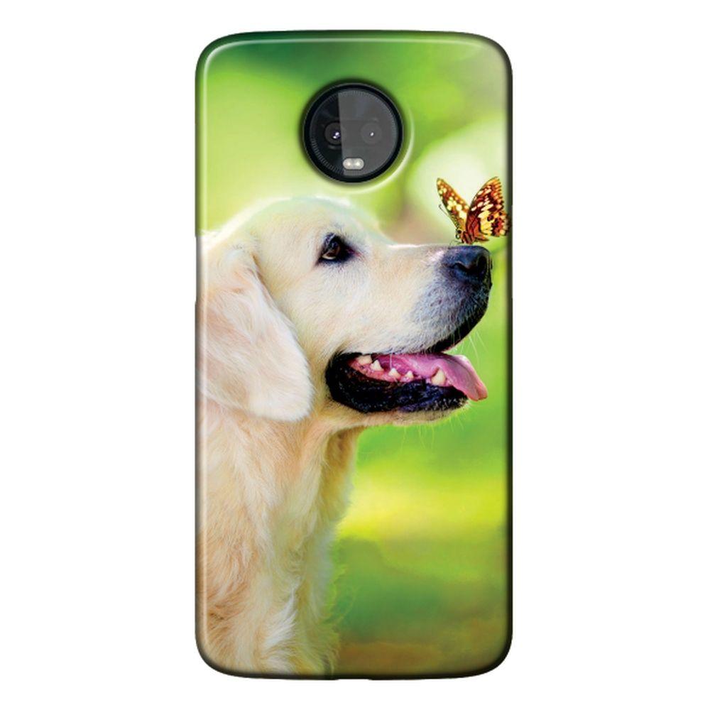 Capa Personalizada para Motorola Moto Z3 Play - Pets - PE33