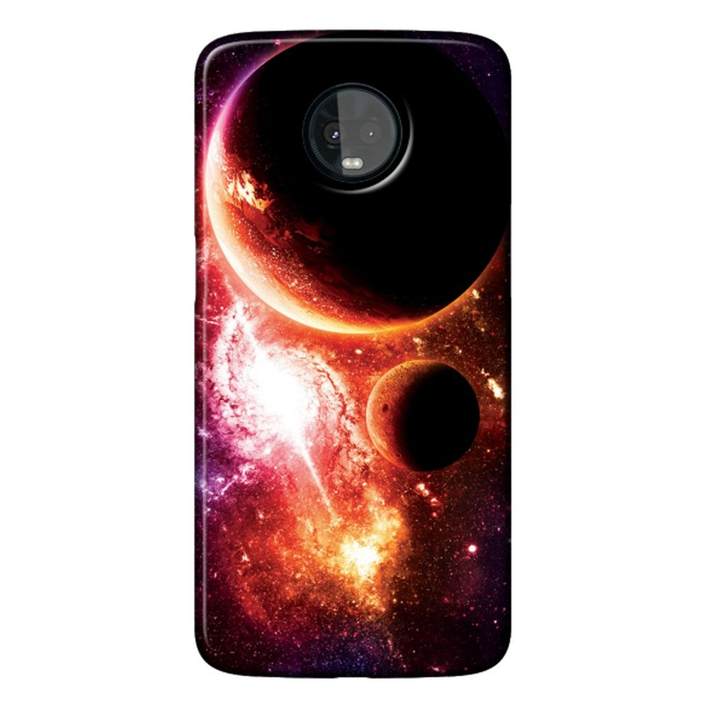 Capa Personalizada para Motorola Moto Z3 Play - Planetas - AT29