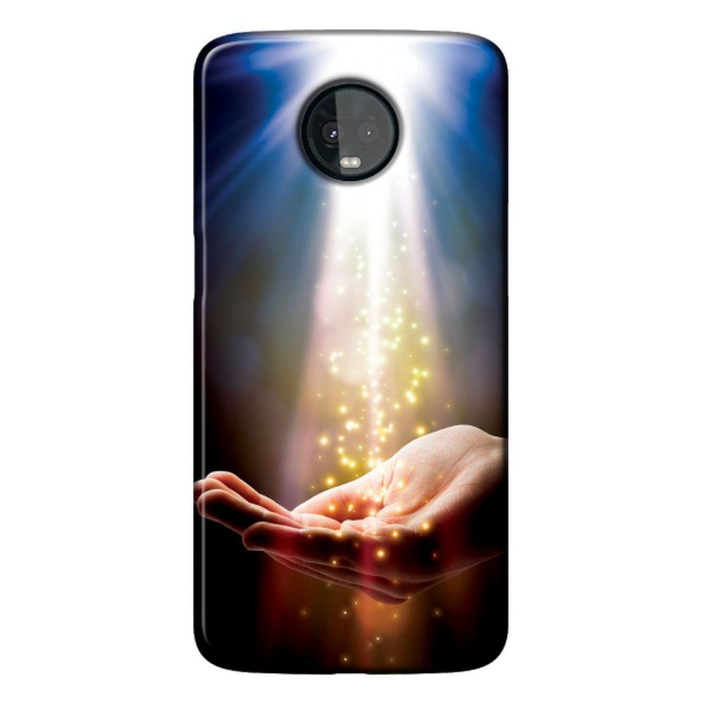 Capa Personalizada para Motorola Moto Z3 Play - Religião - RE09