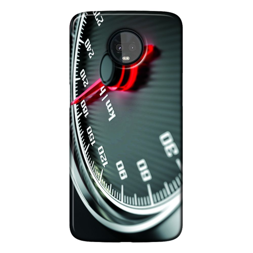 Capa Personalizada para Motorola Moto Z3 Play - Velocímetro - VL06
