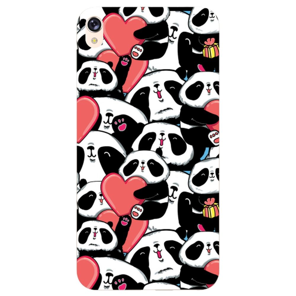 Capa Personalizada para Asus Zenfone Go Live ZB501KL - Love Panda - LV21