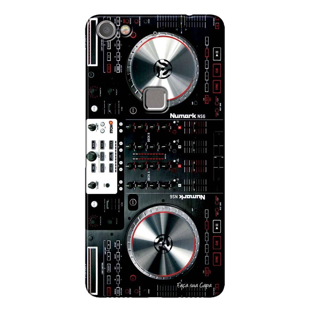 Capa Personalizada para Quantum Fly - Mesa DJ - TX55
