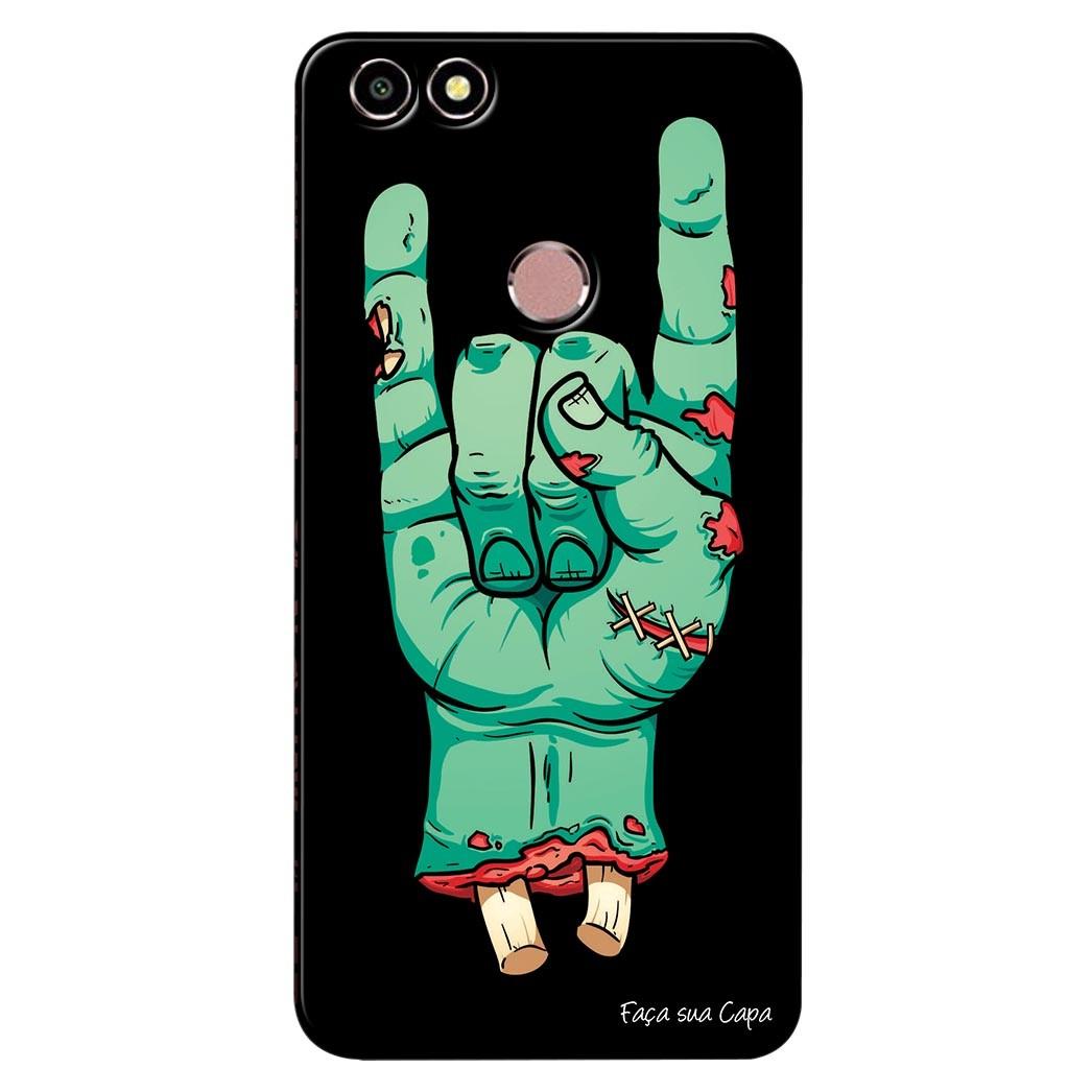Capa Personalizada para Quantum You - Rock n Roll - AT06