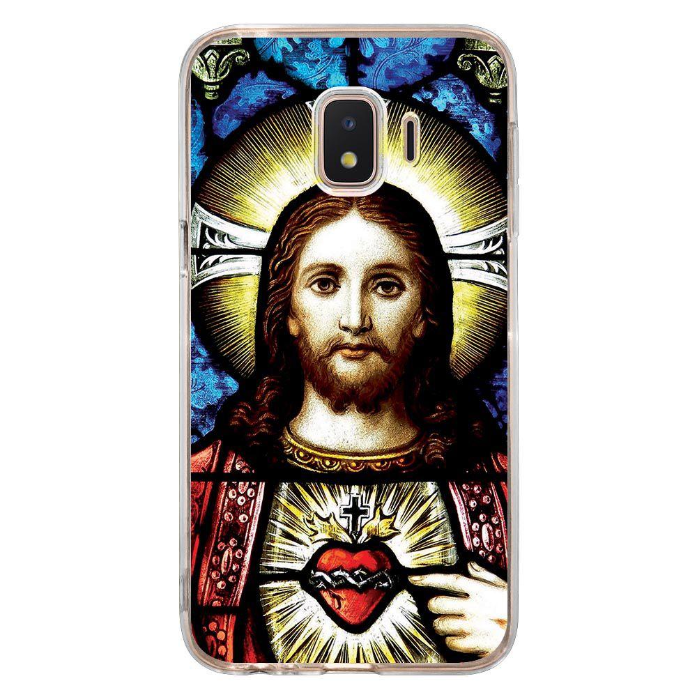 Capa Personalizada para Samsung Galaxy J2 Core J260 Religião - RE02