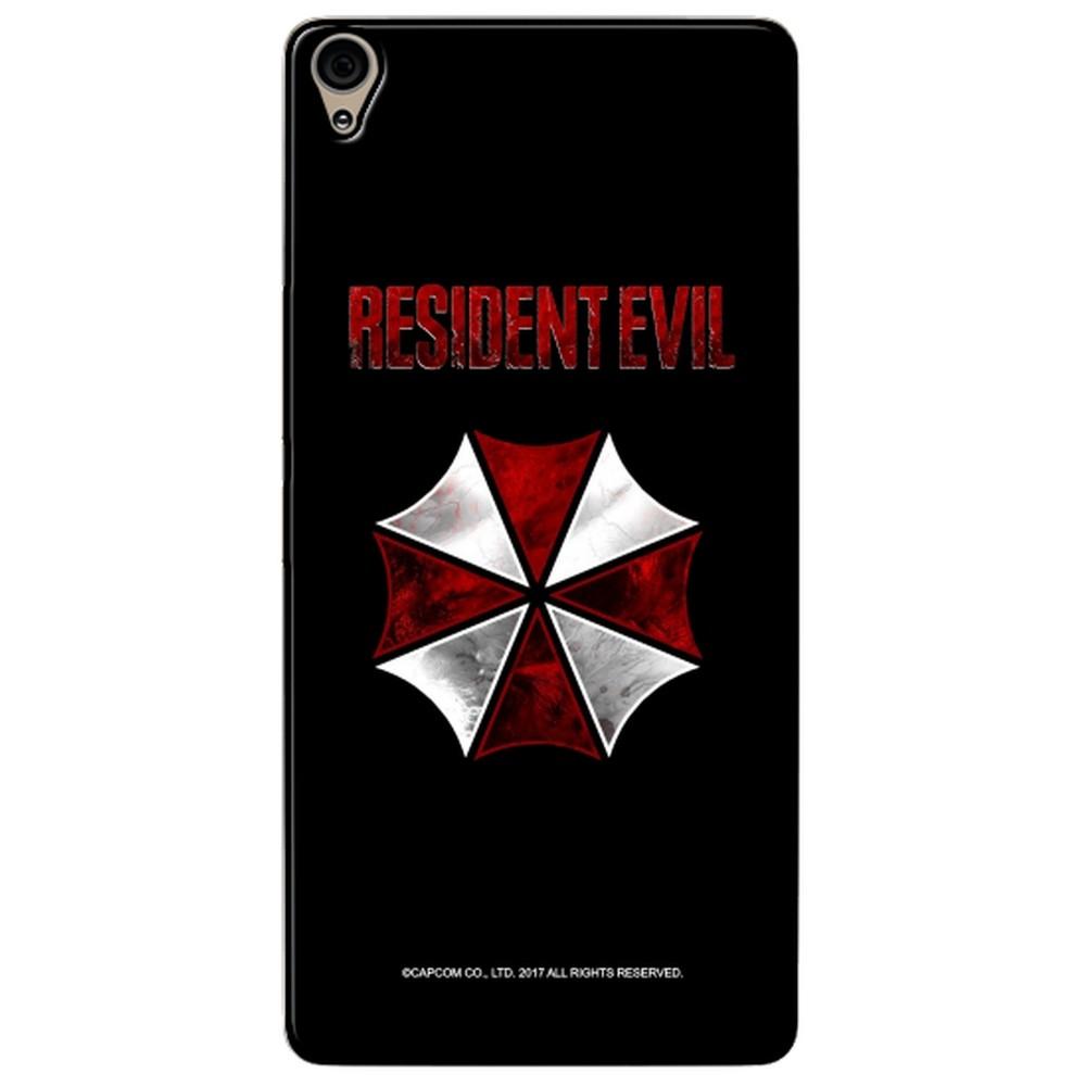 Capa Personalizada para Quantum Go - Resident Evil Umbrella Corporation - RD04