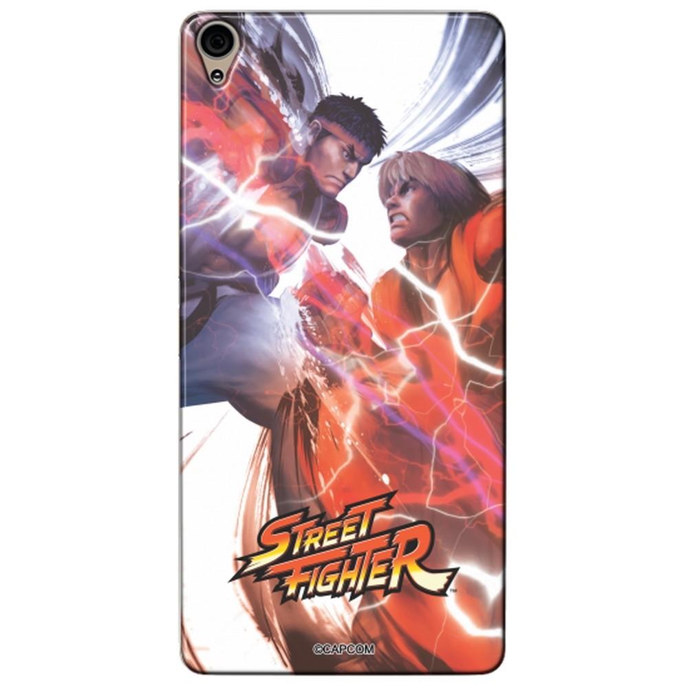 Capa Personalizada para Quantum Go - Street Fighter - SF01