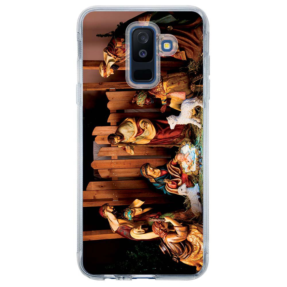 Capa Personalizada para Samsung Galaxy A6 Plus A605 Religião - RE10
