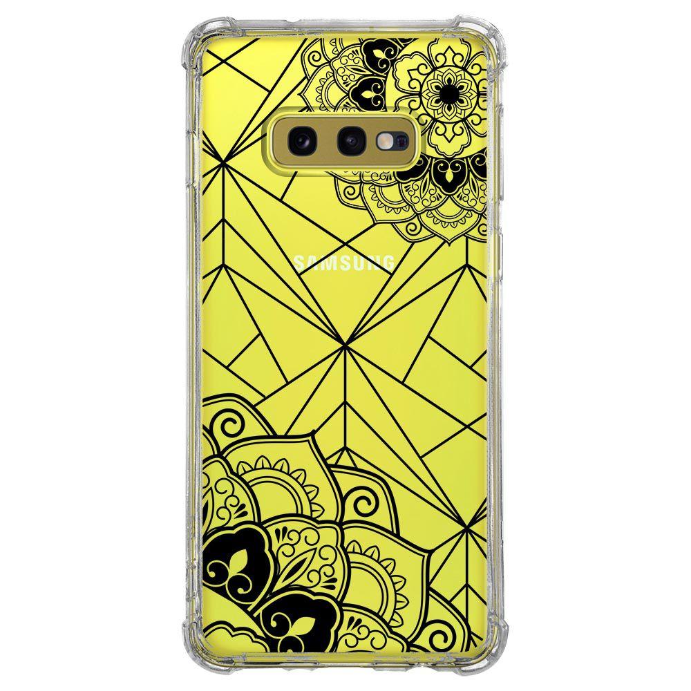 Capa Personalizada Samsung Galaxy S10e G970 - Mandala - MD11