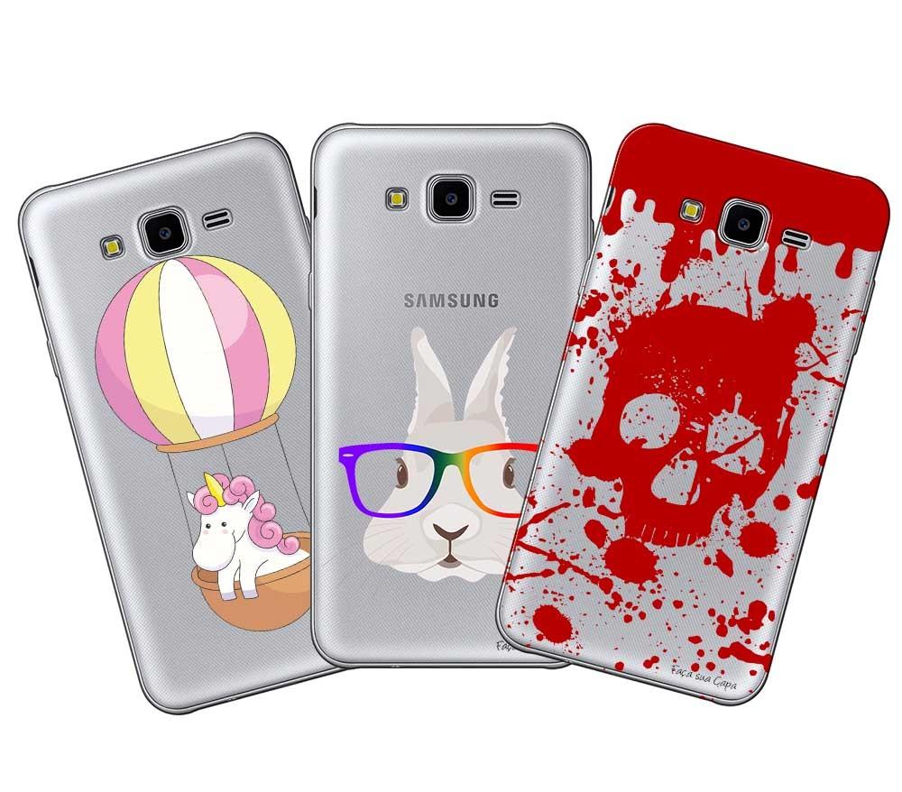 Capa Personalizada para Samsung Galaxy S7