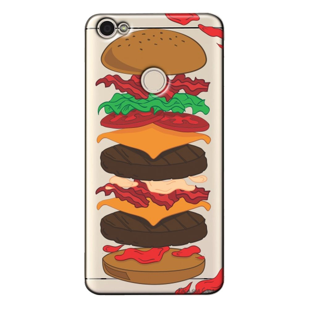 Capa Personalizada Xiaomi Redmi Note 5A - Food - TP107
