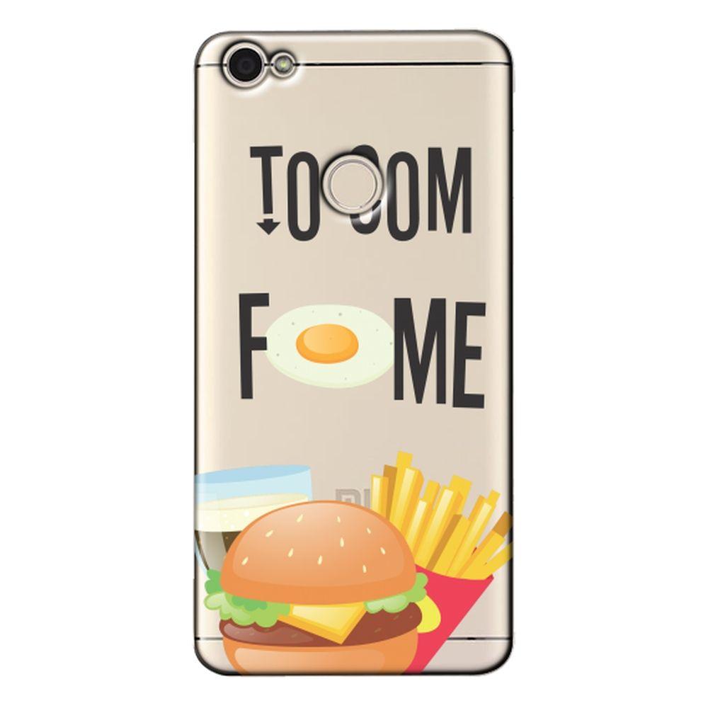 Capa Personalizada Xiaomi Redmi Note 5A - Food - TP330