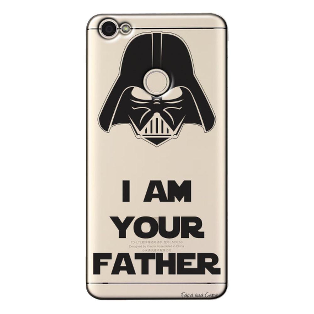 Capa Personalizada Xiaomi Redmi Note 5A - I am Your Father - TP201
