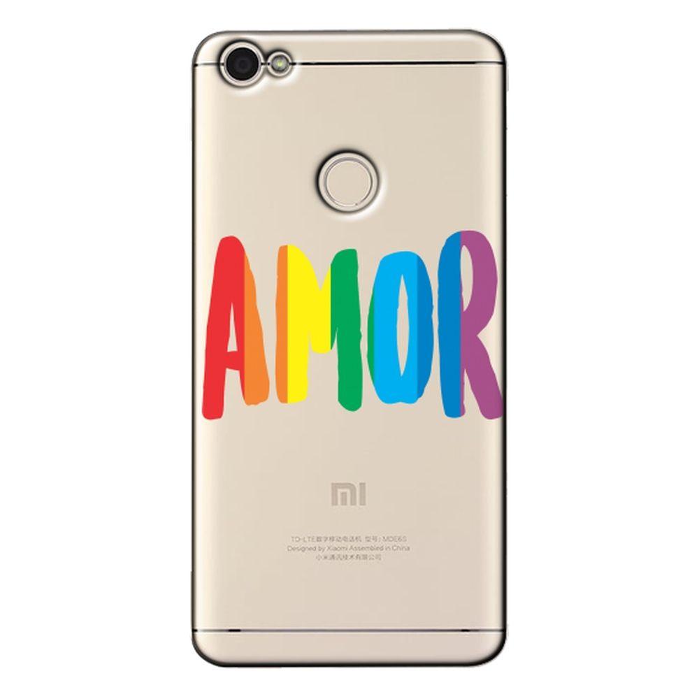 Capa Personalizada Xiaomi Redmi Note 5A - LGBT - LB01