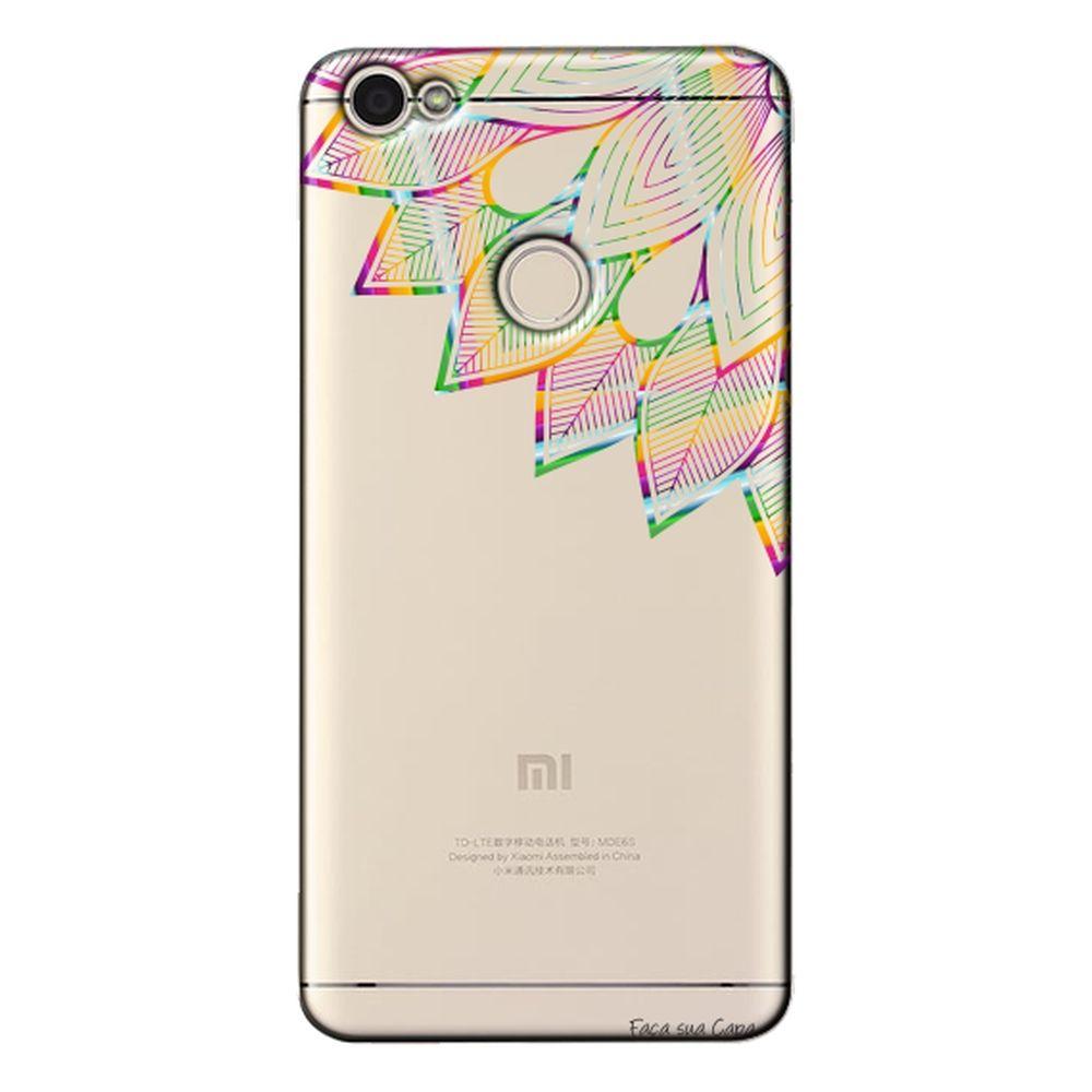 Capa Personalizada Xiaomi Redmi Note 5A - Mandala - TP250